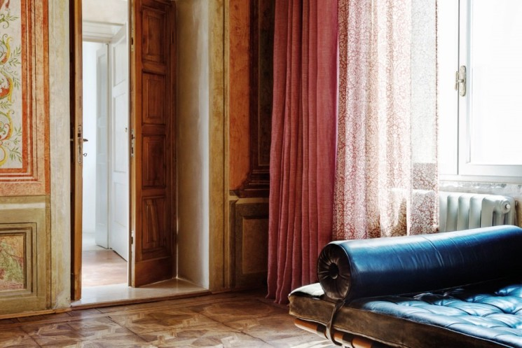CHRISTIAN FISCHBACHER: COLLEZIONE ITALIA PER LA FREDDA STAGIONE