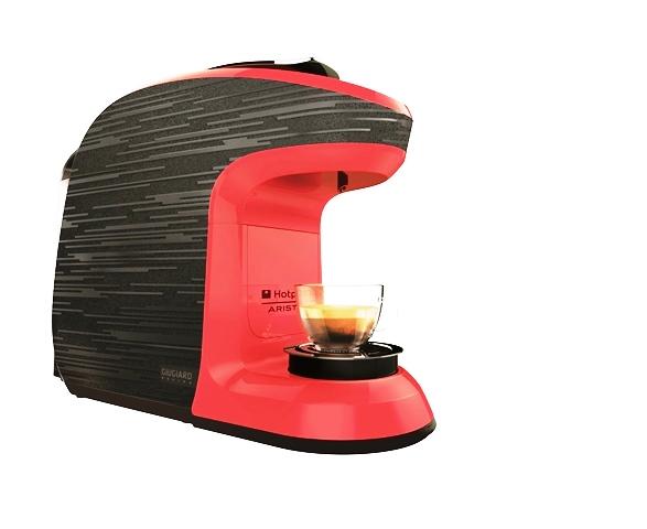 NUOVA MACCHINA DA CAFFÈ ESPRESSO HOTPOINT BY GIUGIARO DESIGN