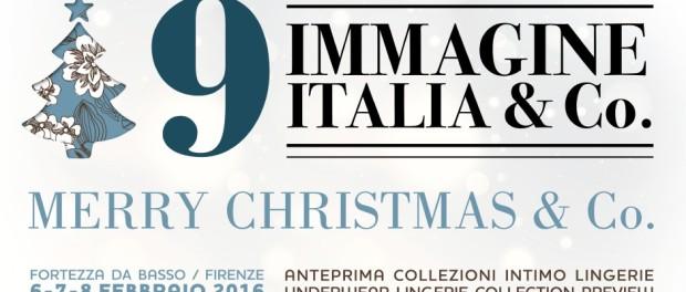 A FIRENZE DAL 6 ALL'8 FEBBRAIO IMMAGINE ITALIA &CO. 2016 – 9ª EDIZIONE