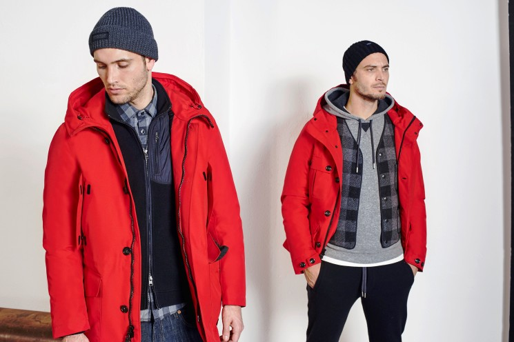 COLLEZIONE A/I 2016-17 WOOLRICH JOHN RICH & BROS COLLECTION: NUOVO ARCTIC PARKA SENZA PELO