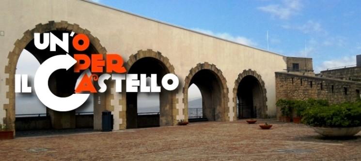 NAPOLI – V EDIZIONE DEL CONCORSO UN'OPERA PER IL CASTELLO | LA SCADENZA È IL 10 MARZO 2016