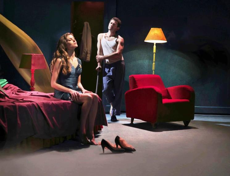 """""""La gatta sul tetto che scotta"""" di Tennessee Williams al Teatro Manzoni di Milano dall'11 al 28 febbraio"""