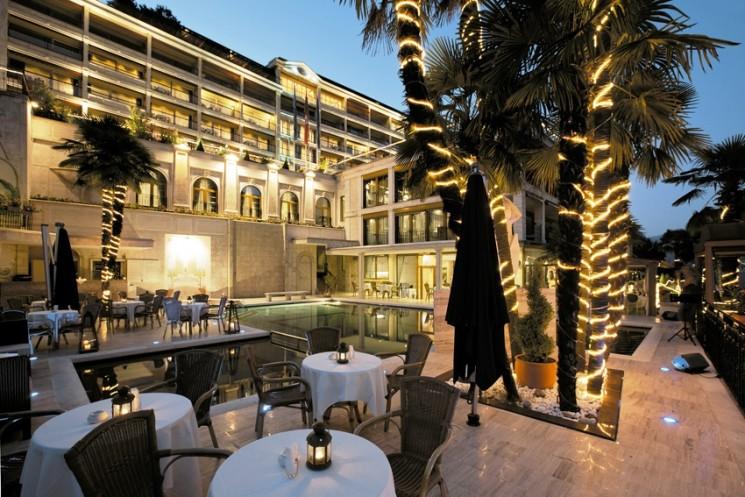 Una San Valentino indimenticabile allo Swiss Diamond Hotel di Lugano