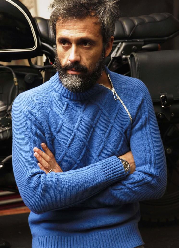 Collezione A/I 2016-17 Paolo Pecora Milano: per uomini con la passione per la moto