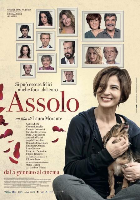 """""""ASSOLO"""", IL NUOVO FILM DA REGISTA DI LAURA MORANTE"""