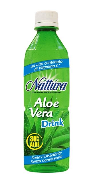 drink Nàttura all'Aloe Vera: salutare e gustosa