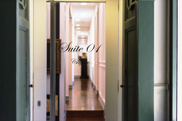 Suite 01, il primo salone in Italia firmato Bumble and bumble