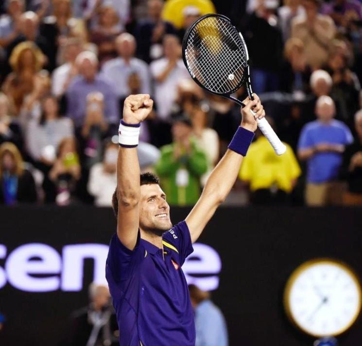 A MELBOURNE NOVAK DJOKOVIC vince il titolo degli Australian Open per la sesta volta