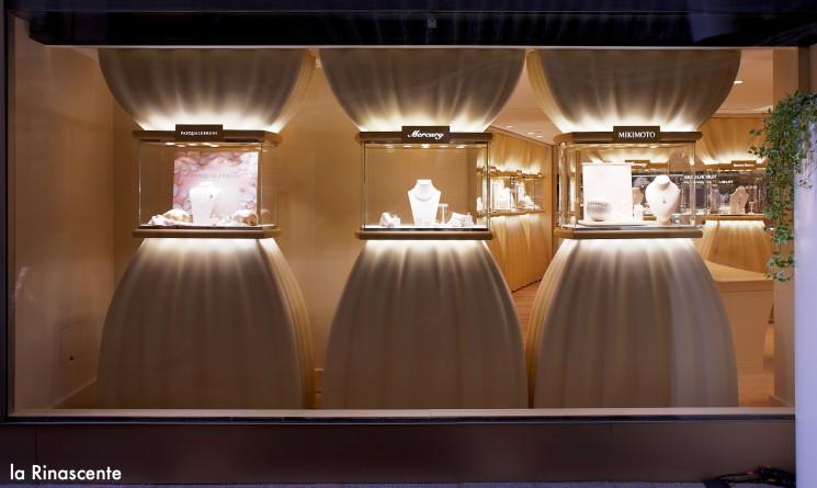 A La Rinascente Milano nuovo spazio dedicato alla gioielleria e all'orologeria