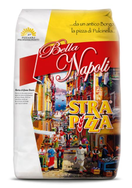 """PERTEGHELLA A SIGEP 2016 CON """"STRAPIZZA"""", GAMMA DI ECCELLENZA NELLE FARINE PER PIZZA"""