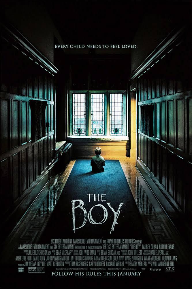 """""""The Boy"""", un'avvincente storia inquietante e piena di mistero"""