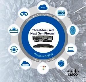 Cisco presenta un nuovo firewall integrato di prossima generazione per il rilevamento delle minacce che garantisce totale sicurezza