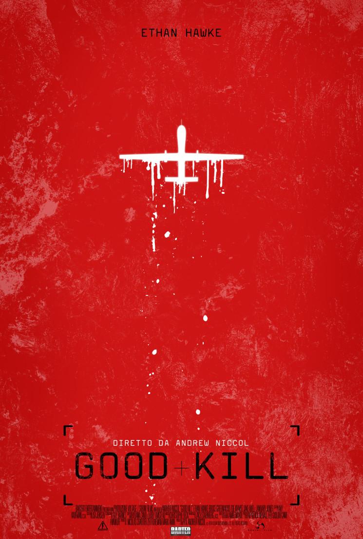 """""""Good Kill"""" con Ethan Hawke nei panni di un pilota di droni in crisi"""