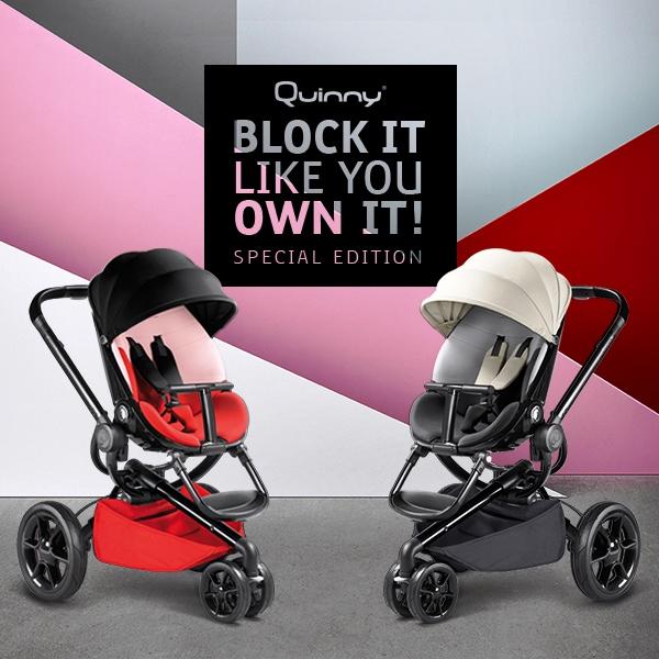 "CONCORSO ""VINCI QUINNY BOLD BLOCK!"""