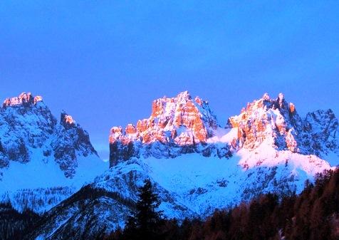 Un San Valentino indimenticabile nelle Perle delle Alpi