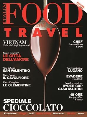 FOOD AND TRAVEL ITALIA, LA VERSIONE ITALIANA DEL MAGAZINE INTERNAZIONALE