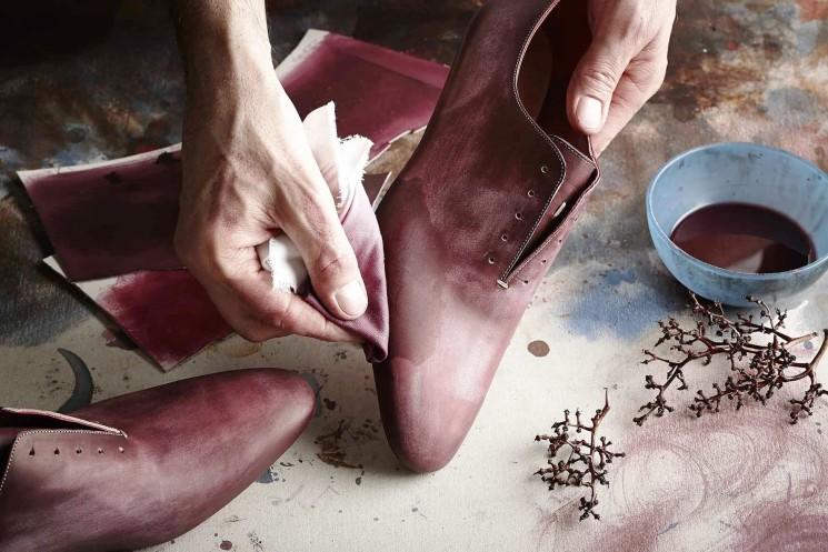 Al Festival di Sanremo Gabriel Garko veste scarpe Moreschi