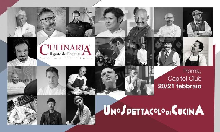 Le Creuset alla decima edizione di Culinaria accanto ai grandi chef