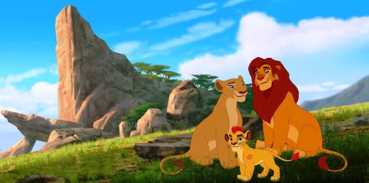 La magia della tradizione Disney torna con The Lion Guard