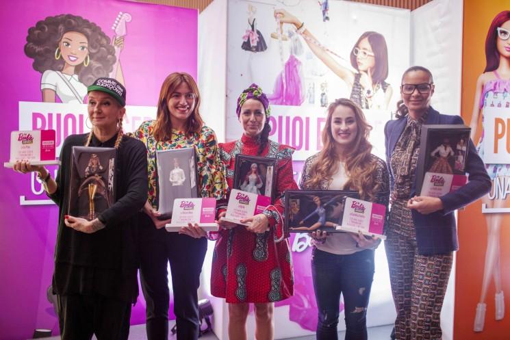 Cerimonia dei Barbie Awards: le vincitrici del 2016