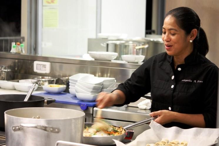 """Margarita Forés di """"Casa Artusi Filippine"""" miglior chef donna Asia 2016. A Identità Golose Milano il 7 marzo"""