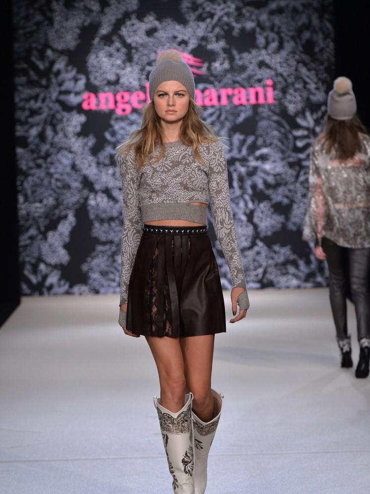 Angelo Marani collezione A-I 2016/17:  contemporanea, raffinata e seducente