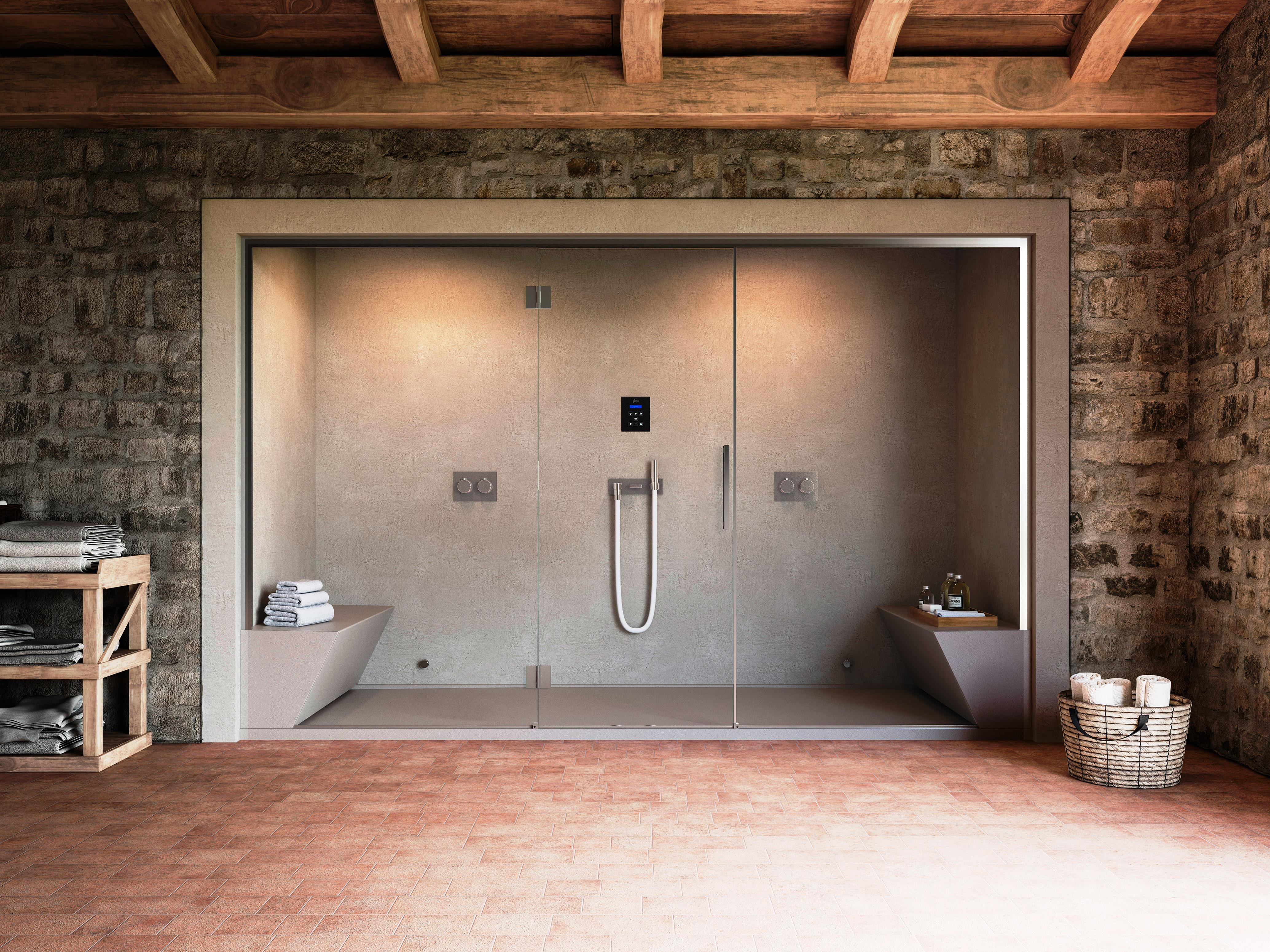 Design Bagno 2016 : Anteprima salone del bagno nonsolodoccia di glass