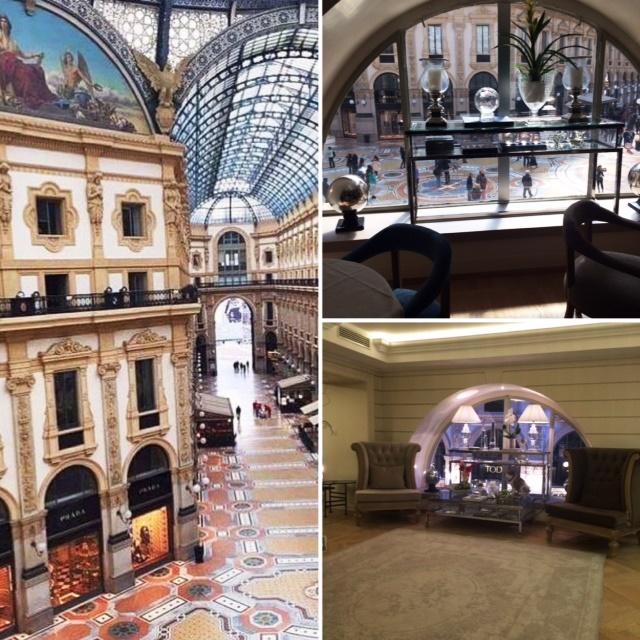 Townhouse galleria 58 camere e suite con la lounge area - Hotel con camere a tema milano ...