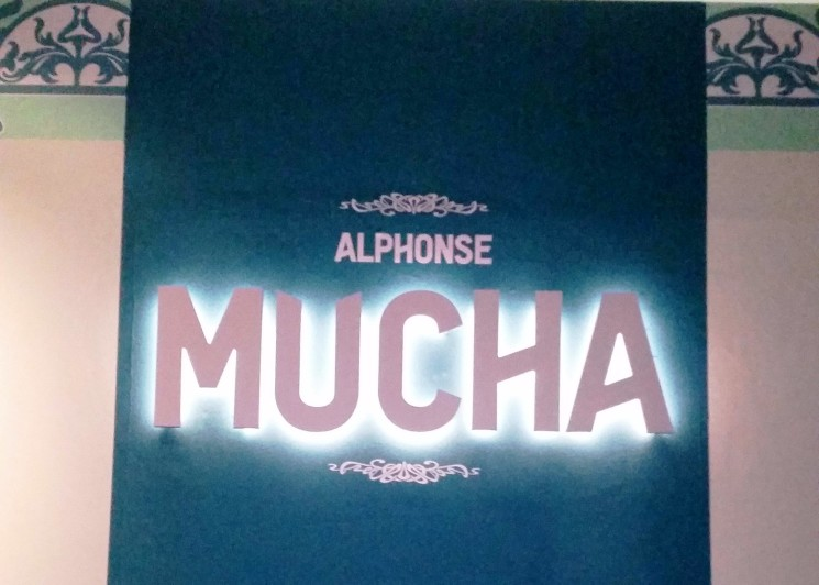 Ricola celebra le opere di Alfons Mucha