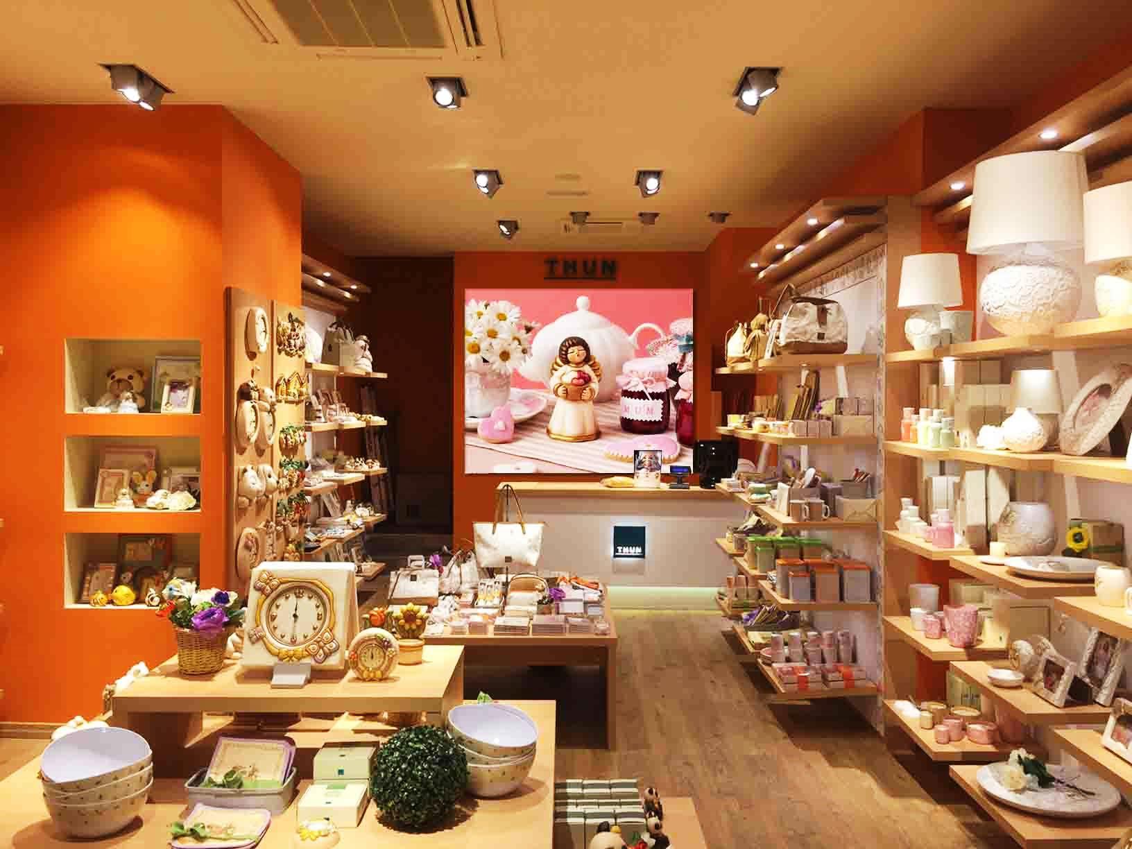 Nuovo thun shop a torino buongiorno online
