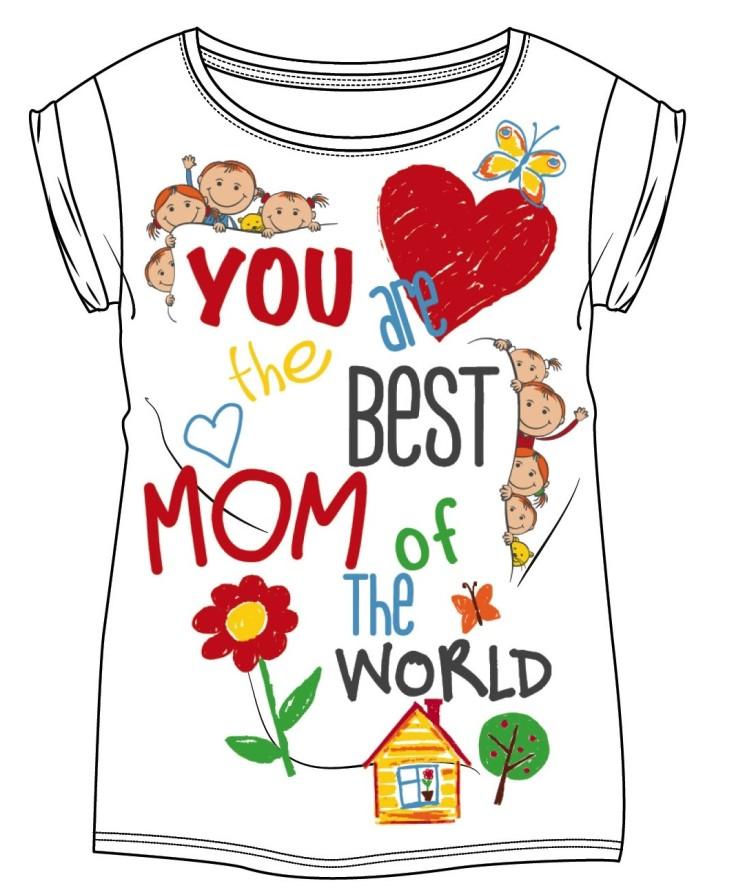 Yamamay festeggia tutte le mamme con una simpatica t-shirt