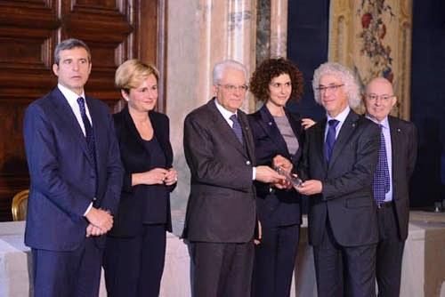 A FIAM IL PREMIO LEONARDO QUALITÀ ITALIA 2015