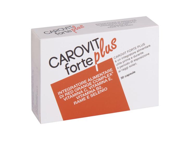 Protezione dai raggi UV ancora più efficace con Carovit Forte Plus – nuova formula potenziata