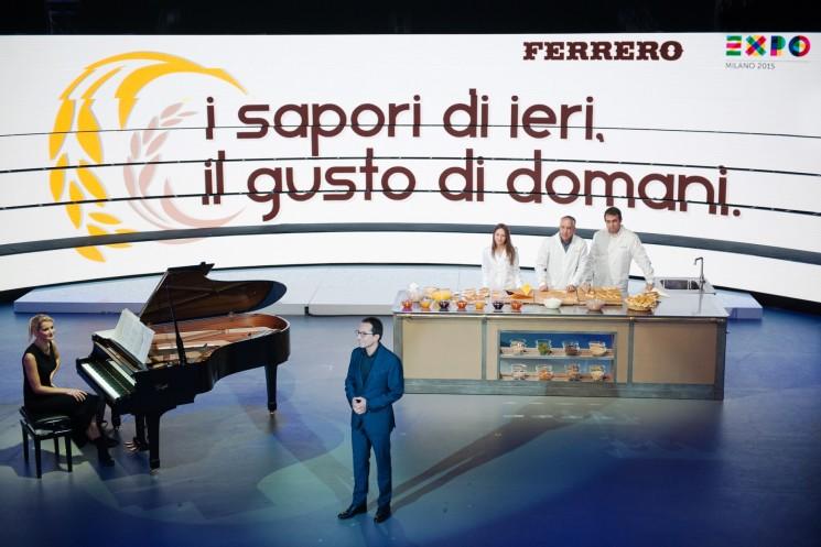 Ferrero: nasce Kinder CereAlé, nuovo prodotto sviluppato in partnership con Expo 2015