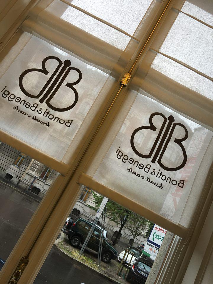 Nuovo showroom Bonati & Beneggi in via Toti, 4 a Milano