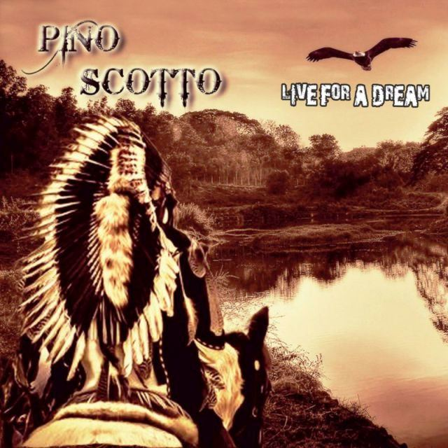 "PINO SCOTTO AL BLACK HORSE DI CERMENATE PRESENTA DAL VIVO IL NUOVO ALBUM ""LIVE FOR A DREAM"""