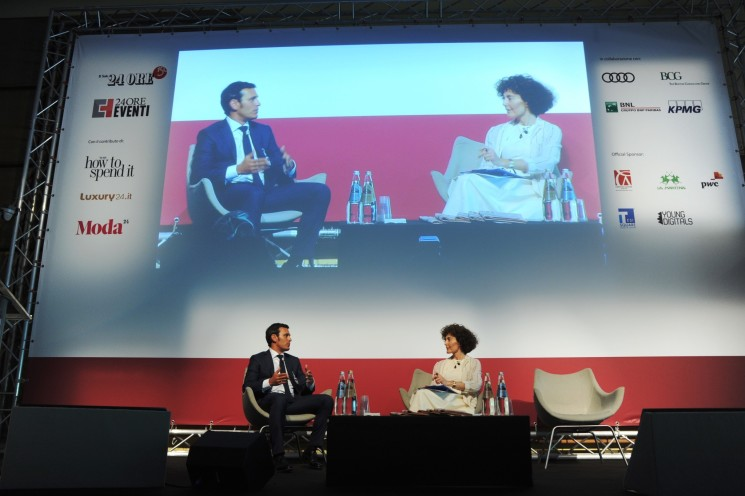 SHISEIDO PROTAGONISTA ALL'8ª EDIZIONE DEL LUXURY SUMMIT