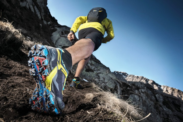 SALEWA: LITE TRAIN, LA PRIMA SCARPA DA MOUNTAIN TRAINING CON SUOLA MICHELIN