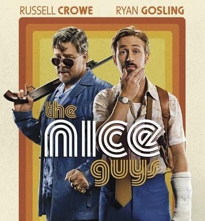 """""""The nice guys"""", una commedia poliziesca ad alto tasso d'azione"""