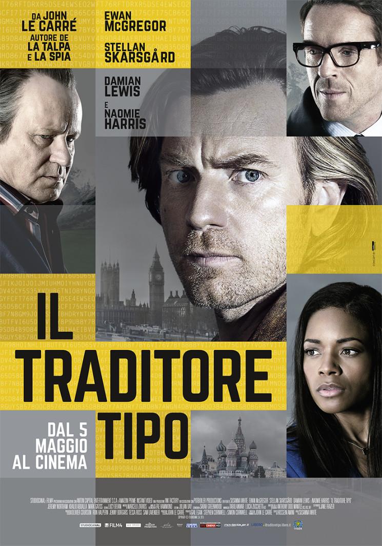 """""""Il traditore tipo"""", uno spy-thriller intenso e ricco di colpi scena"""