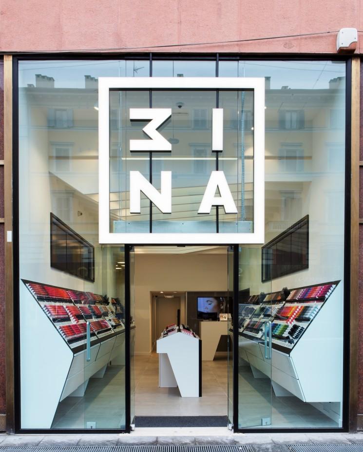 3INA arriva in Italia con il suo primo store a Milano