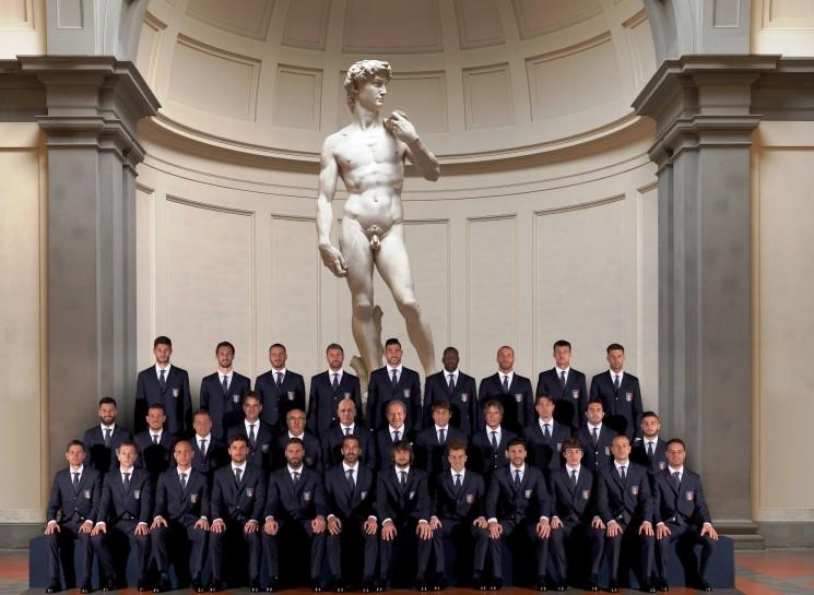 Chi è Chi del calcio e dello sport italiano presentato a Pitti Uomo