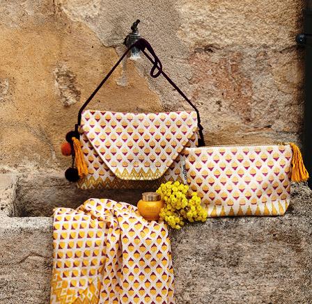 Collezione Antik Batik per L'Occitane
