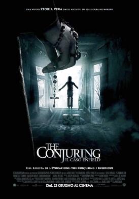 """""""The conjuring – IL CASO ENFIELD"""", horror-thriller del soprannaturale"""