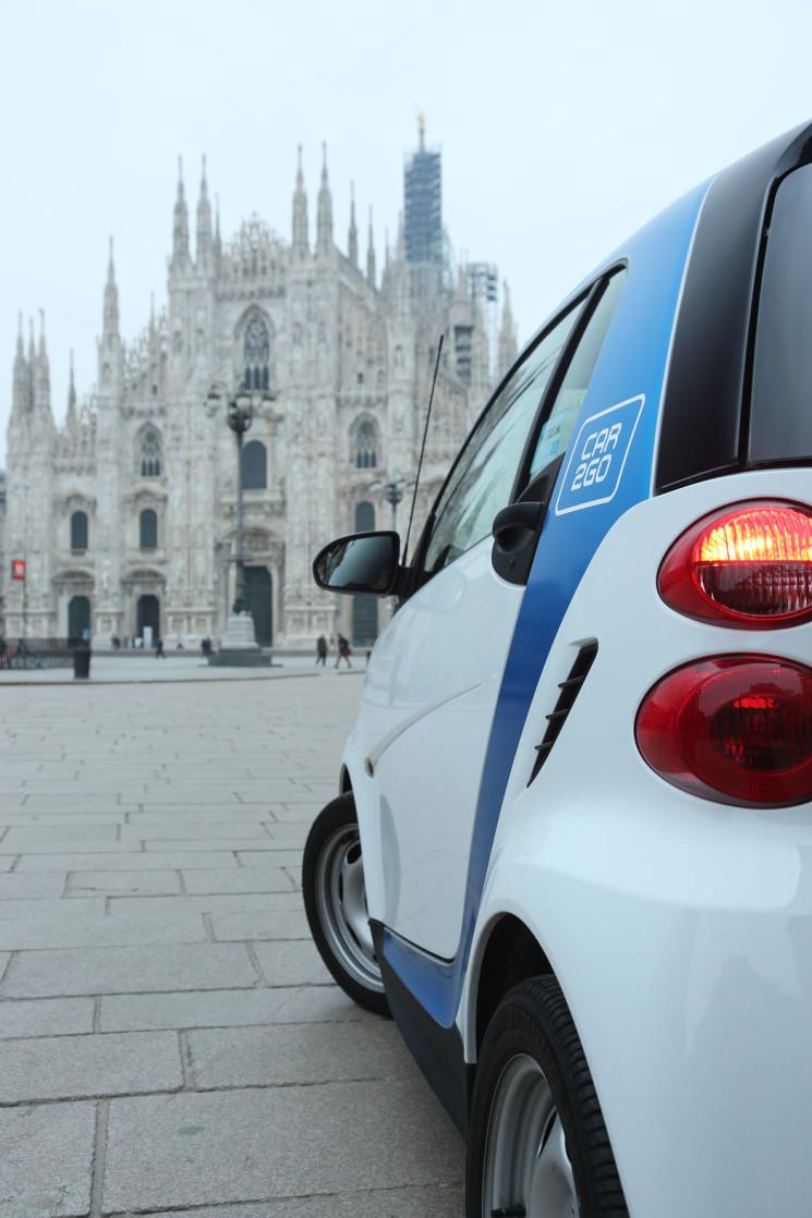 Car2go, un servizio di successo che ha cambiato lo stile di vita