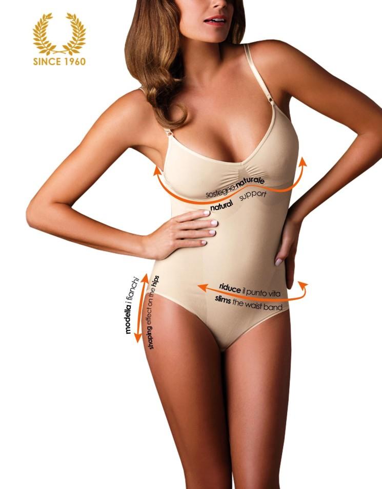 Calzitaly: linea shapewear per donne dalle forme morbide