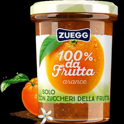 """Dolcezza 100% naturale con la nuova gamma Zuegg """"100% da Frutta"""""""