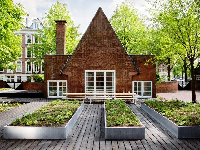 Scholten & Baijings sceglie Agape per Arita House Amsterdam