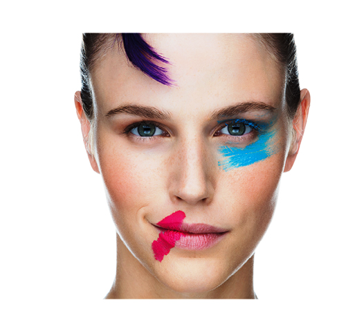 Campagna pubblicitaria per i 50 anni di Cosmoprof Worldwide Bologna