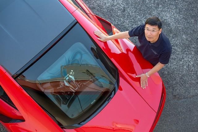 Il responsabile motori Yasuhide Sakamoto svela i retroscena sullo sviluppo di Honda NSX